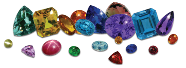 A to Z of Gem Stones