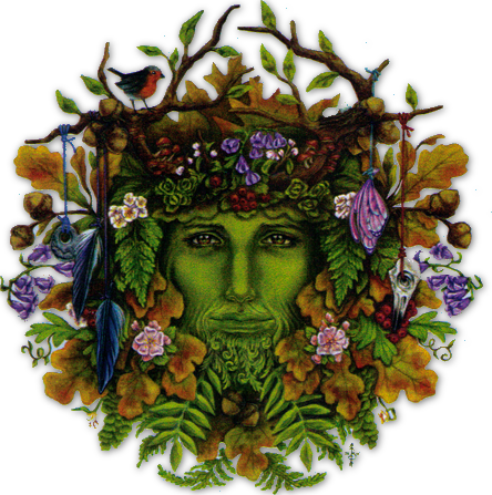 Wiccan God ۞ Whispering Worlds